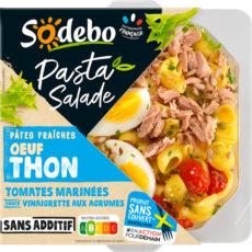 Pasta Salade - Thon Oeuf