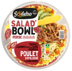 Salad'Bowl – Perse