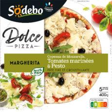 Dolce Pizza - Margherita