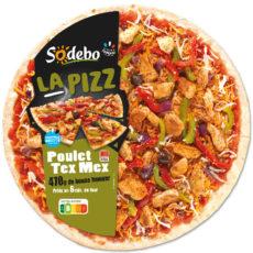 La Pizz - Poulet Tex Mex