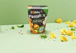 PastaBox - Tortellini Chèvre Sauce à la tomate