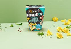 PastaBox - Pâtes fraîches Lardons Gorgozonla AOP
