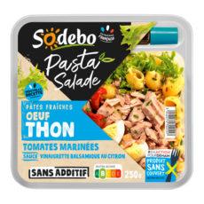Pasta Salade - Oeuf Thon