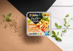 Pasta Salade - Poulet Comté