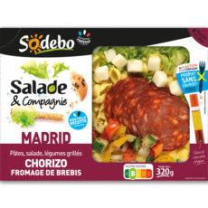 Salade & Compagnie - Madrid